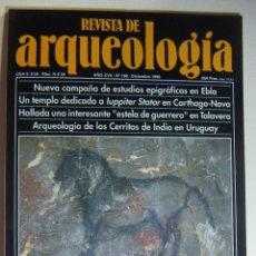 Coleccionismo de Revistas y Periódicos: REVISTA DE ARQUEOLOGIA N º 188. Lote 212405663