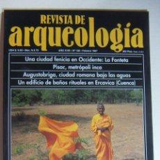 Coleccionismo de Revistas y Periódicos: REVISTA DE ARQUEOLOGIA N º 190. Lote 212405897