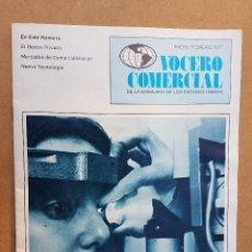 Coleccionismo de Revistas y Periódicos: VOCERO COMERCIAL DE LA EMBAJADA DE EEUU EN URUGUAY 1977. Lote 212431631
