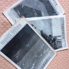 Coleccionismo de Revistas y Periódicos: 3 REVISTA THE SPHERE- SERIE GUERRA MUNDIAL- AÑO 1944-. Lote 212467285