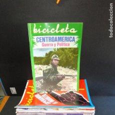 Coleccionismo de Revistas y Periódicos: BICICLETA. REVISTA DE COMUNICACIONES LIBERTARIAS.. Lote 212485057
