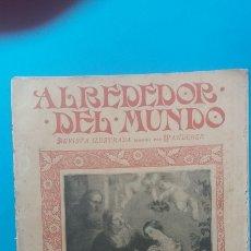 Coleccionismo de Revistas y Periódicos: ALREDEDOR DEL MIUNDO. Lote 212637588