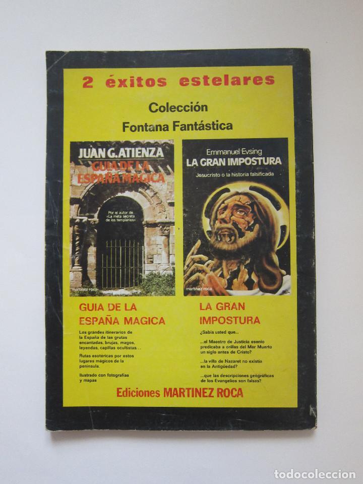 Coleccionismo de Revistas y Periódicos: REVISTA MUNDO DESCONOCIDO Nº2 - Foto 2 - 212680247