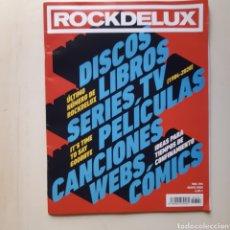 Coleccionismo de Revistas y Periódicos: ROCKDELUX 394. MAYO 2020. ÚLTIMO NÚMERO. Lote 255306260