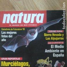 Coleccionismo de Revistas y Periódicos: REVISTA NATURA. AÑO 1996. FALTA DIC.. Lote 213065872