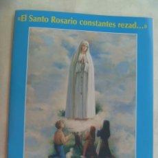 Coleccionismo de Revistas y Periódicos: REVISTA SOL DE FATIMA , Nº 235 , 2007: BEATIFICACION MARTIRES DE LA GUERRA CIVIL, ETC. Lote 213466480