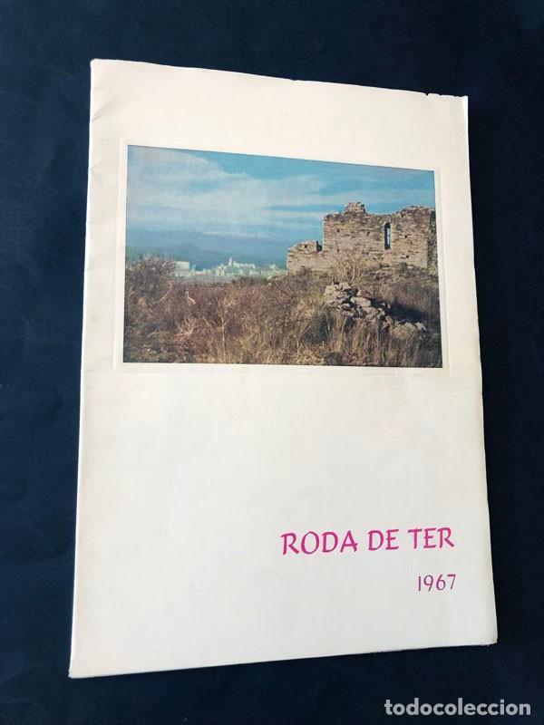 REVISTA - RODA DE TER / ESPECIAL FIESTA MAYOR 1967 / VERGE DEL SOL DEL PONT / BARCELONA (Coleccionismo - Revistas y Periódicos Modernos (a partir de 1.940) - Otros)