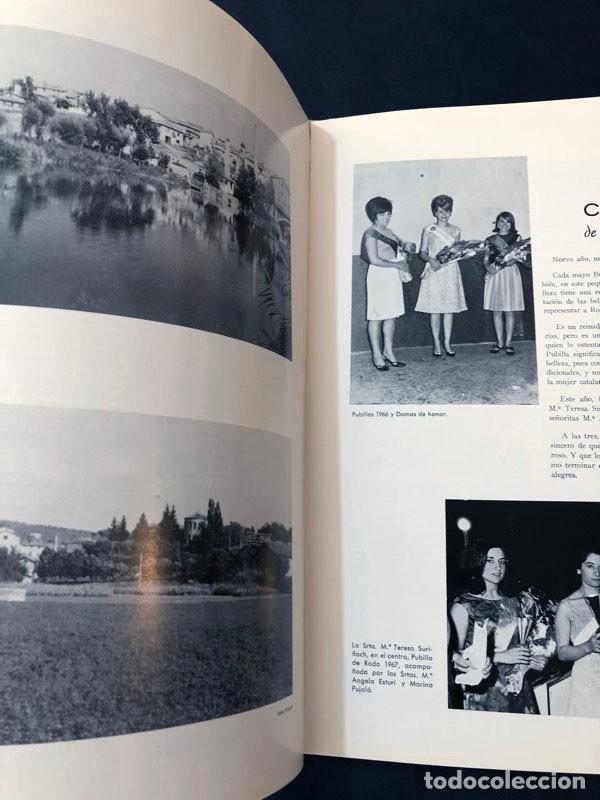 Coleccionismo de Revistas y Periódicos: REVISTA - RODA DE TER / ESPECIAL FIESTA MAYOR 1967 / VERGE DEL SOL DEL PONT / BARCELONA - Foto 6 - 213896795