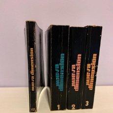 Coleccionismo de Revistas y Periódicos: NUEVA DIMENSIÓN LOTE. Lote 213936860