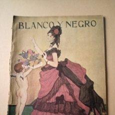 Coleccionismo de Revistas y Periódicos: (CON ÍNDICE) BLANCO Y NEGRO 20 ABRIL 1910 N 1.457. Lote 214041893