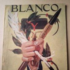 Coleccionismo de Revistas y Periódicos: (CON INDICE) BLANCO Y NEGRO 19 ENERO 1919 N 1.444. Lote 214044555