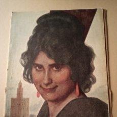 Coleccionismo de Revistas y Periódicos: BLANCO Y NEGRO 6DE JUNIO 1920 N 1.516. Lote 214045603