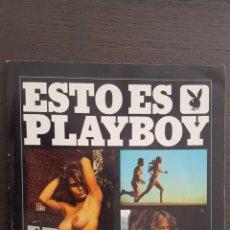 Coleccionismo de Revistas y Periódicos: REVISTA - PLAYBOY ESPECIAL - ESPAÑA - ESTO ES PLAYBOY - AÑO 1979. Lote 214177716