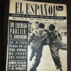 Coleccionismo de Revistas y Periódicos: SEMANARIO EL ESPAÑOL, AÑO 1944.. Lote 214229500