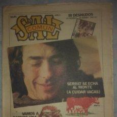 Coleccionismo de Revistas y Periódicos: SAL COMÚN Nº 5. NOVIEMBRE 78. Lote 214230227