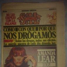 Coleccionismo de Revistas y Periódicos: SAL COMÚN Nº 8. DICIEMBRE 78. Lote 214230305