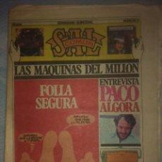 Coleccionismo de Revistas y Periódicos: SAL COMÚN Nº 9. ENERO 1979. Lote 214230341