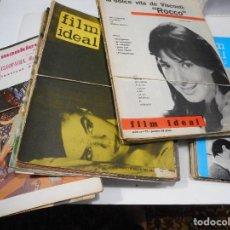 Coleccionismo de Revistas y Periódicos: VV.AA REVISTA FILM IDEAL Q2164T. Lote 214253981