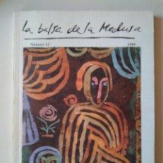 Coleccionismo de Revistas y Periódicos: REVISTA LA BALSA DE LA MEDUSA NÚMERO 12, 1989. Lote 214344278