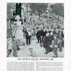 Coleccionismo de Revistas y Periódicos: TITO 1914 CUENTO ILUSTRADO HOJA REVISTA. Lote 214360271