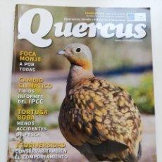 Coleccionismo de Revistas y Periódicos: REVISTA QUERCUS Nº 398 (ABRIL 2019). Lote 214645138