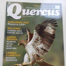 Coleccionismo de Revistas y Periódicos: REVISTA QUERCUS Nº 396 (FEBRERO 2019). Lote 214645240