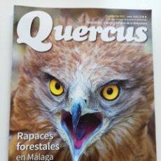 Coleccionismo de Revistas y Periódicos: REVISTA QUERCUS Nº 412 (JUNIO 2020). Lote 214645761