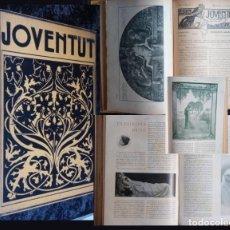 Coleccionismo de Revistas y Periódicos: JOVENTUT - PERIÓDICH CATALANISTA - ANY 1900 - ART - CIENCIA - LITERATURA. Lote 214857736
