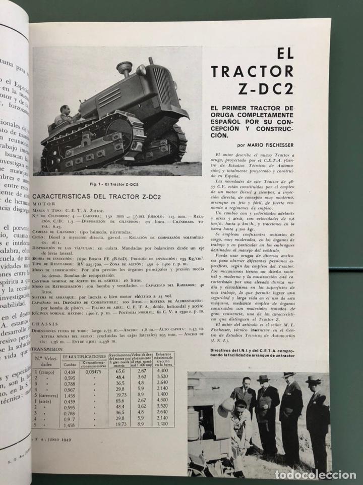 Coleccionismo de Revistas y Periódicos: Revista STA Numero 1 Año 1 - Foto 4 - 215014325