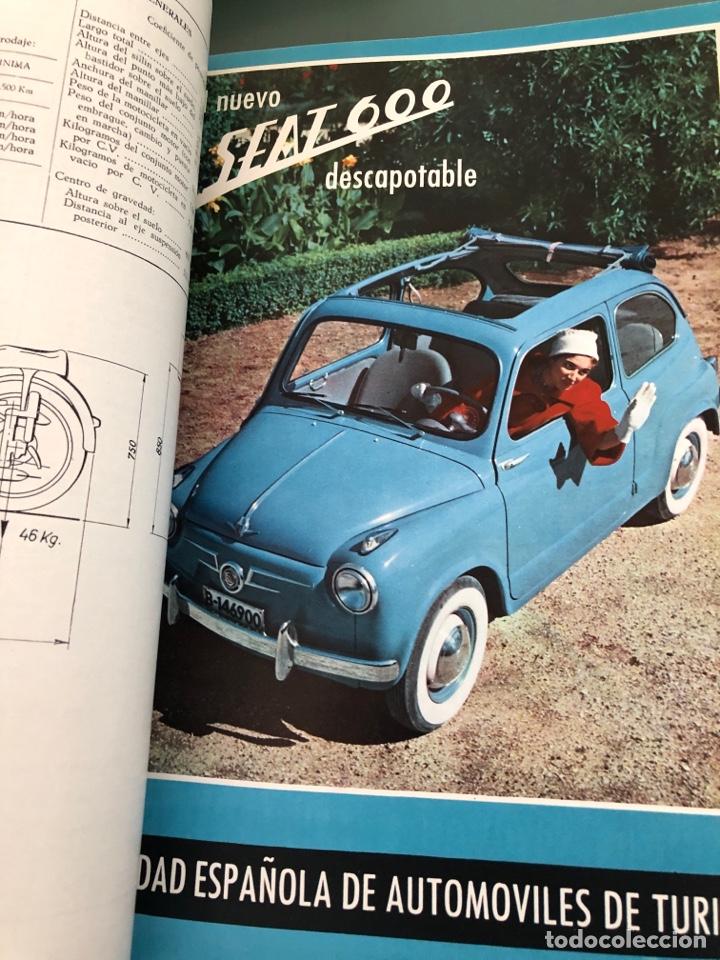 Coleccionismo de Revistas y Periódicos: Revista STA Año 10 Num 37, Abril 1958 Pegaso en portada - Foto 2 - 215015797