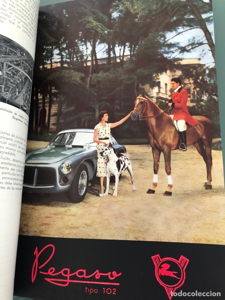 Coleccionismo de Revistas y Periódicos: Revista STA Año 4 Num 14, Octubre de 1952 Publicidad Pegaso - Foto 3 - 215016523