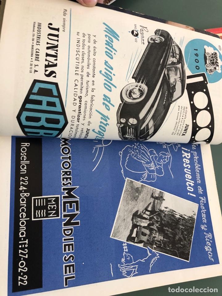 Coleccionismo de Revistas y Periódicos: Revista STA Año 4 Num 14, Octubre de 1952 Publicidad Pegaso - Foto 4 - 215016523