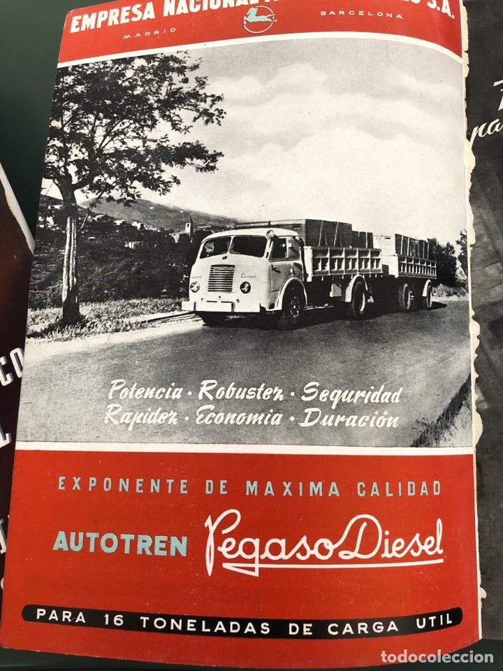 Coleccionismo de Revistas y Periódicos: Revista STA Año 2 Num 6 Octubre 1950 Reportaje Motor Pegaso Diesel Marino - Foto 4 - 215016831