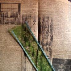 Coleccionismo de Revistas y Periódicos: PERIÓDICO EL DEBATE MADRID 1933 SABANA SANTA DE TURIN SUPLEMENTO EXTRORDINARIO. Lote 215095613