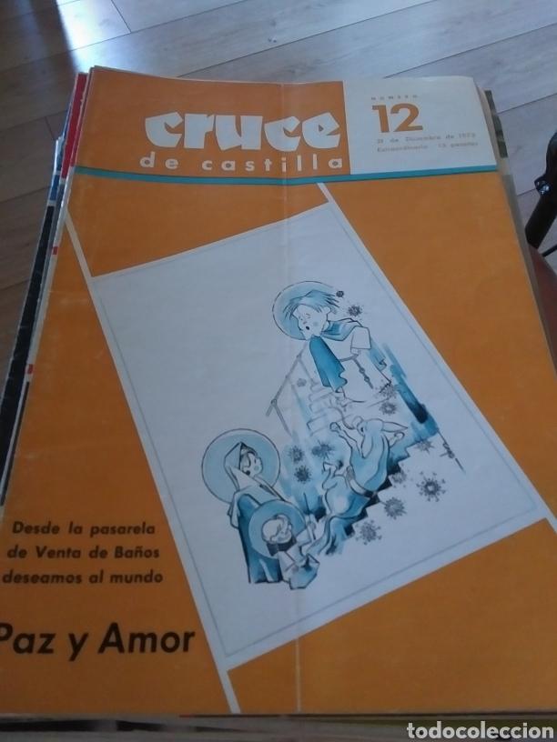 CRUCE DE CASTILLA N. 12 (Coleccionismo - Revistas y Periódicos Modernos (a partir de 1.940) - Otros)