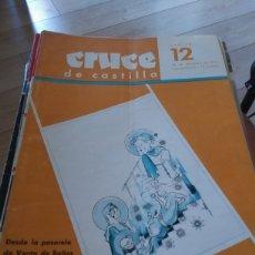 Coleccionismo de Revistas y Periódicos: CRUCE DE CASTILLA N. 12. Lote 215103848