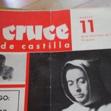 Coleccionismo de Revistas y Periódicos: CRUCE DE CASTILLA N. 11. Lote 215104111