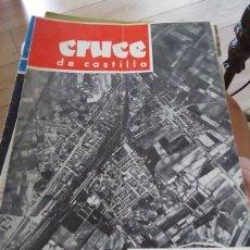 Coleccionismo de Revistas y Periódicos: CRUCE DE CASTILLA N. 13. Lote 215104325