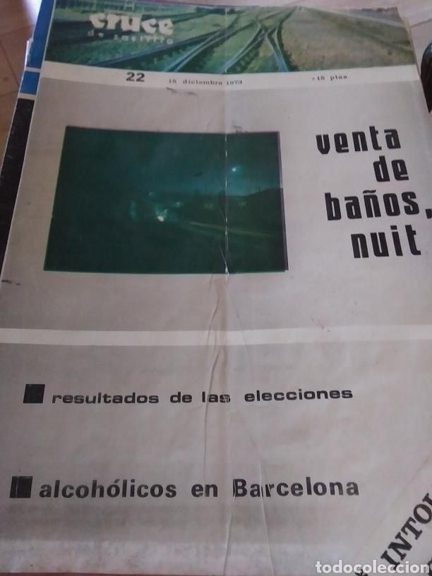 CRUCE DE CASTILLA N 22 (Coleccionismo - Revistas y Periódicos Modernos (a partir de 1.940) - Otros)