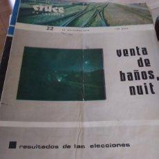 Coleccionismo de Revistas y Periódicos: CRUCE DE CASTILLA N 22. Lote 215104812
