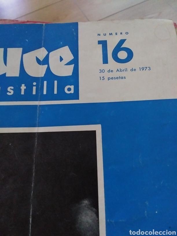 Coleccionismo de Revistas y Periódicos: Cruce de Castilla n. 16 - Foto 2 - 215105112