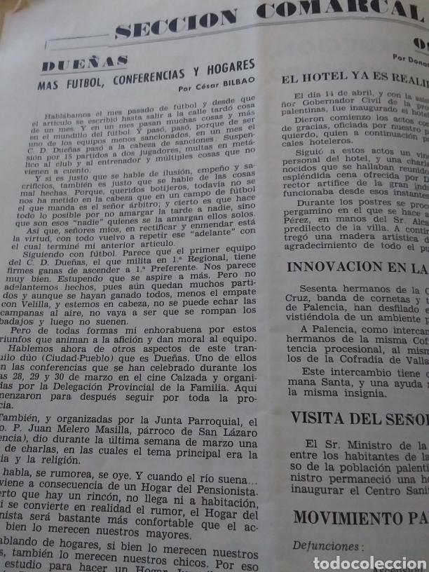 Coleccionismo de Revistas y Periódicos: Cruce de Castilla n. 16 - Foto 3 - 215105112
