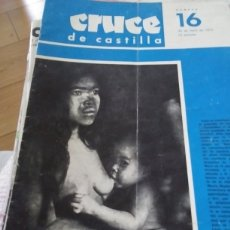 Coleccionismo de Revistas y Periódicos: CRUCE DE CASTILLA N. 16. Lote 215105112