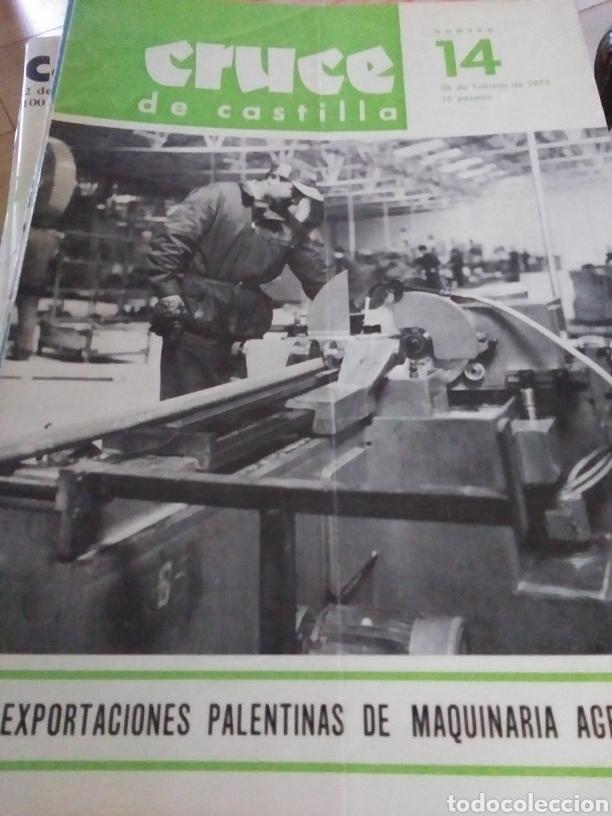 Coleccionismo de Revistas y Periódicos: Cruce de Castilla n. 14 - Foto 2 - 215105437