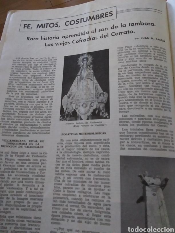 Coleccionismo de Revistas y Periódicos: Cruce de Castilla n. 14 - Foto 4 - 215105437