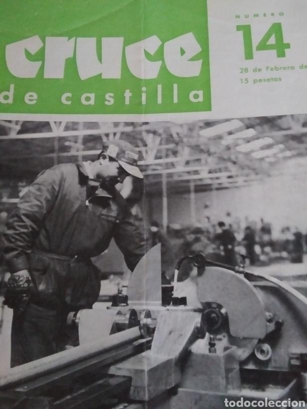 CRUCE DE CASTILLA N. 14 (Coleccionismo - Revistas y Periódicos Modernos (a partir de 1.940) - Otros)