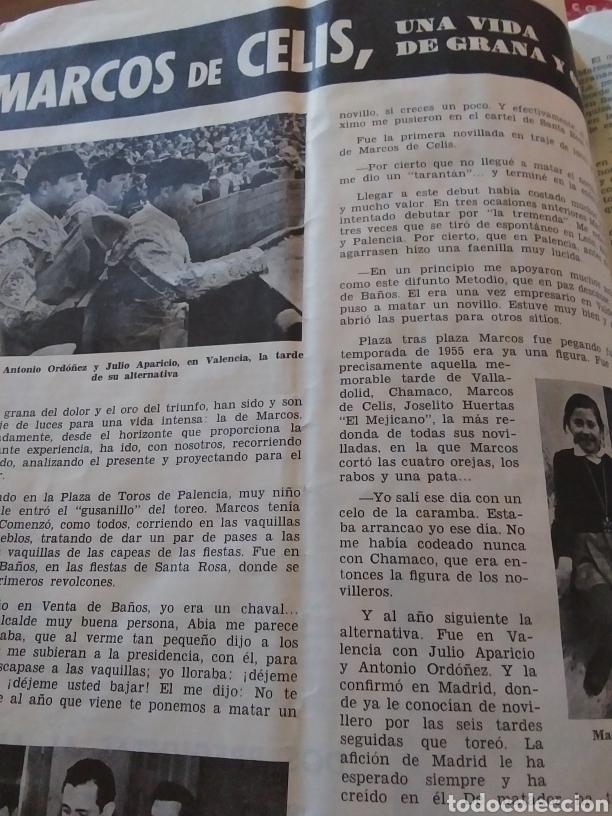 Coleccionismo de Revistas y Periódicos: Cruce de Castilla n. 7 - Foto 3 - 215105813
