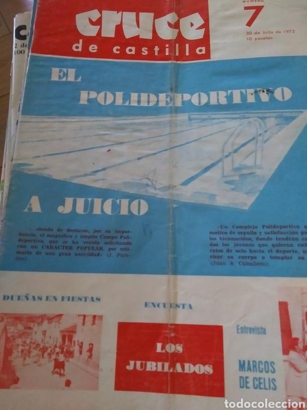 CRUCE DE CASTILLA N. 7 (Coleccionismo - Revistas y Periódicos Modernos (a partir de 1.940) - Otros)