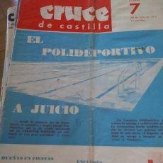 Coleccionismo de Revistas y Periódicos: CRUCE DE CASTILLA N. 7. Lote 215105813