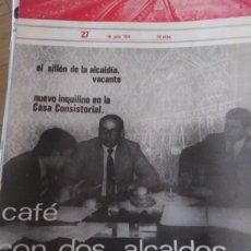 Coleccionismo de Revistas y Periódicos: CRUCE DE CASTILLA N. 27. Lote 215106053